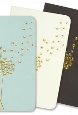 Peter Pauper Press DANDELION WISHES JOTTER NOTEBOOKS