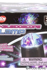 The Toy Network Kaleidoscope Battery Operated Lamp
