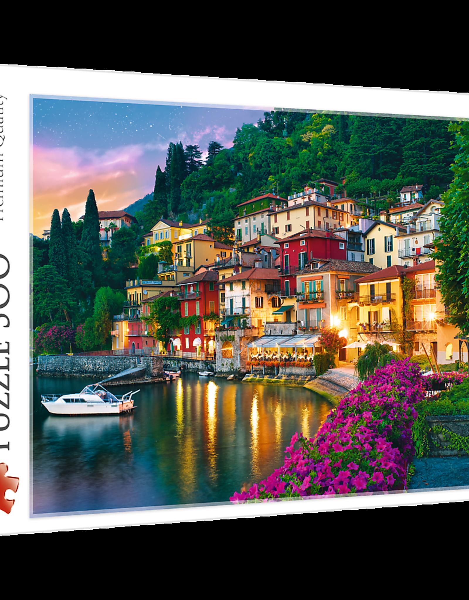 Trefl COMO LAKE, ITALY 500pc