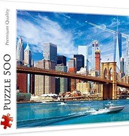Trefl VIEW OF NEW YORK 500pc