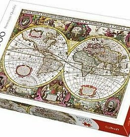 Trefl A NEW LAND AND WATER MAP 2000pc