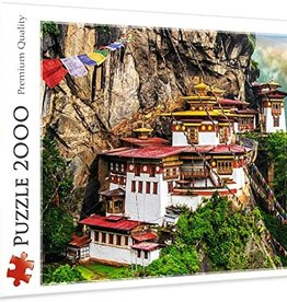 Trefl TIGER NEST, BHUTAN  2000pc