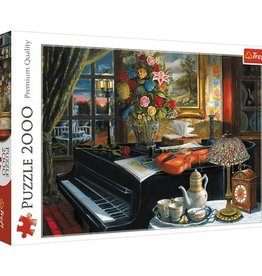 Trefl MUSICAL TIME 2000pc