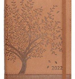Peter Pauper Press 2022 TREE OF LIFE ARTISAN WEEKLY PLANNER (16-MONTH ENGAGEMENT CALENDAR)