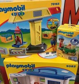 Playmobil 1.2.3 At Work Fundle