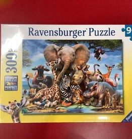 Ravensburger LTP African Friends (300 PC)