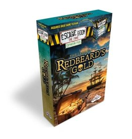 Identity games ESCAPE ROOM REFILL REDBEARDS GOLD