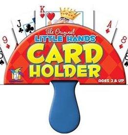 Gamewright LITTLE HANDS CARD HOLDER CDU