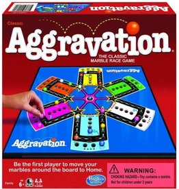Hasbro AGGRAVATION