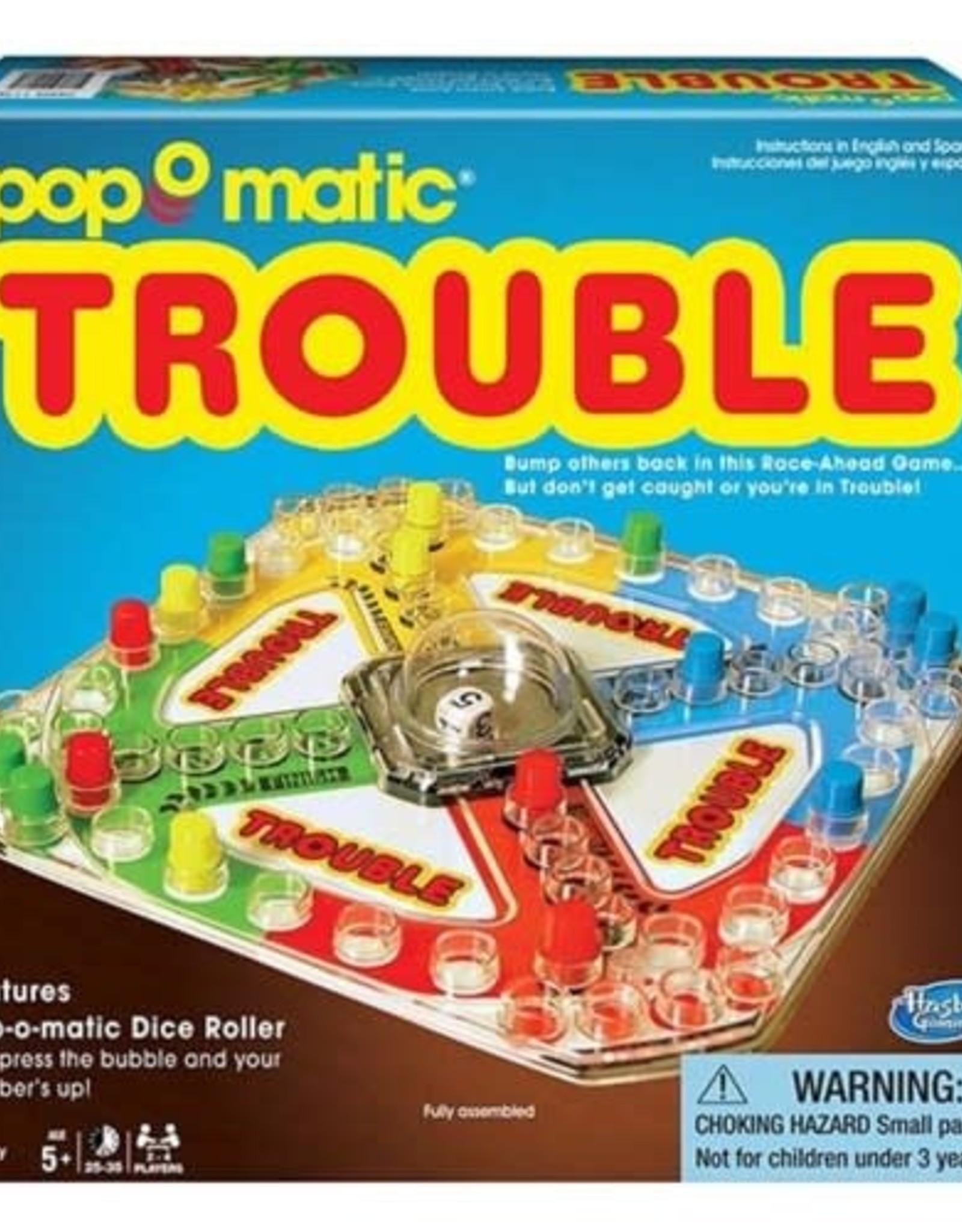 Hasbro CLASSIC TROUBLE