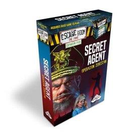 Identity games ESCAPE ROOM REFILL SECRET AGENT