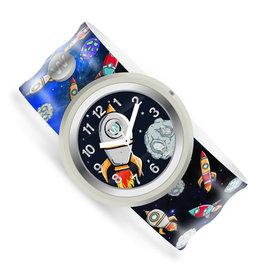 Watchitude Slap Watch - Space Rockets