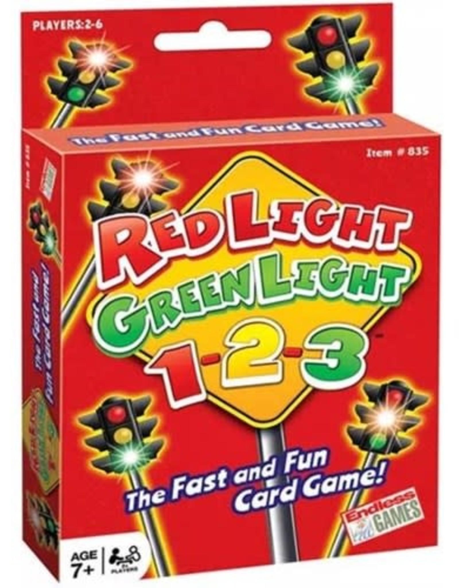 Endless Games Red Light, Green Light 1-2-3