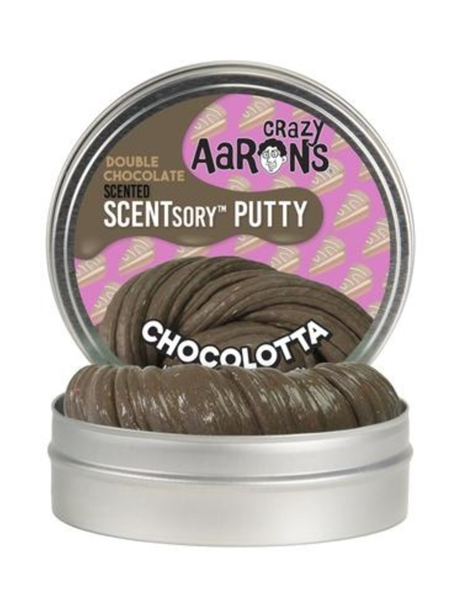 "Crazy Aaron's Thinking Putty Crazy Aaron's SCENTsory Putty 2.75"" Tins"