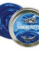 Crazy Aaron's Thinking Putty Crazy Aaron's Mini Tin -  Cool Cobalt (Effects)