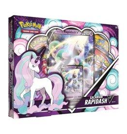 Pokemon Pokemon Galarian Rapidash V Box