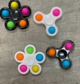 Zibbers Snap Spinners