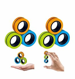 Magnetic Rings Magnetic Spinning Rings