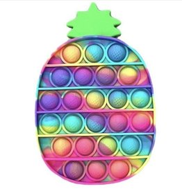 Push 'n' Pop Push N Pop Pineapple Marble