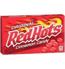 Red Hots Red Hots - Theater Box