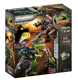 Playmobil T-Rex: Battle of the Giants