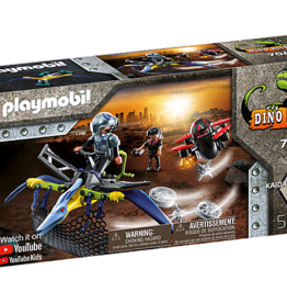 Playmobil Pteranodon: Drone Strike