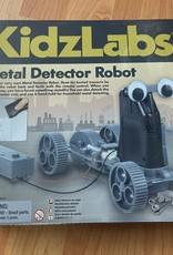 4M LTP- Metal Detector Robot