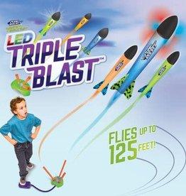 GeoSpace Triple Blast Jump Rocket