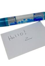 TEDCO Bubble Motion Pen - Blue