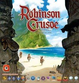 Portal Games Robinson Crusoe Adventures On The Cursed Island