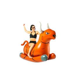 BigMouth Summer Bull Rocker Float