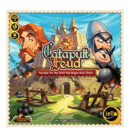 Vesuvius Media Catapult Feud with Play Mat