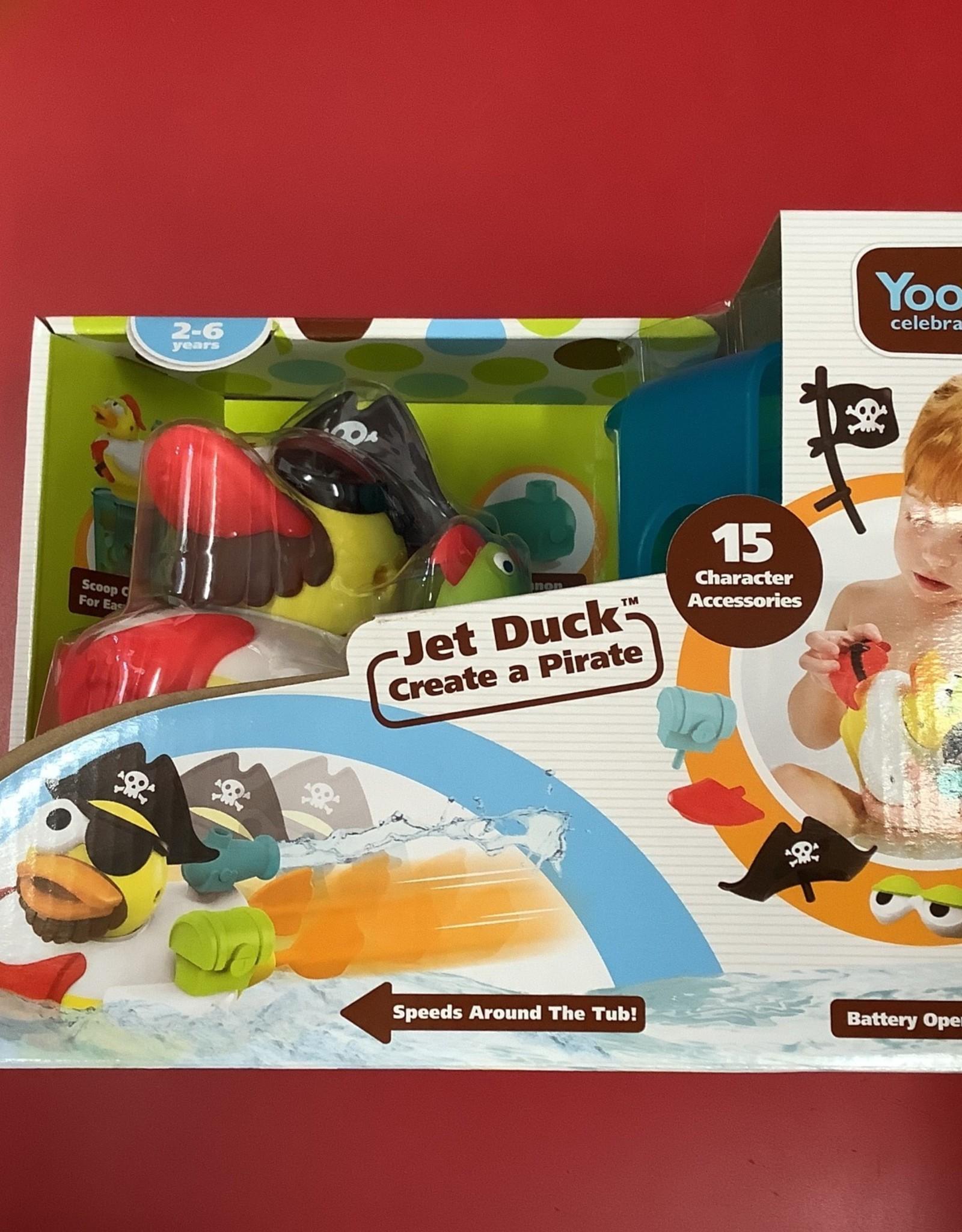 Yookidoo LTP Jet Duck Pirate