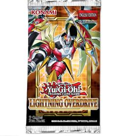 Yu-Gi-Oh! Yu-Gi-Oh! Lightning Overdrive Booster
