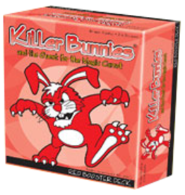 Ultra PRO Entertainment Killer Bunnies Booster: Red
