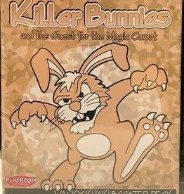 Ultra PRO Entertainment Killer Bunnies Booster: Wacky Khaki