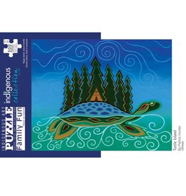Indigenous Collection by CAP Turtle Island, Large 500pc