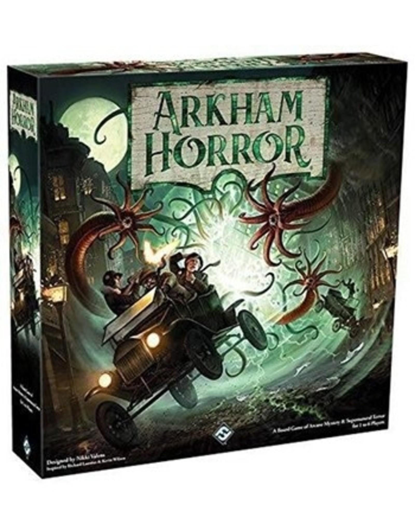 Fantasy Flight Games Arkham Horror 3rd Edition (14+)