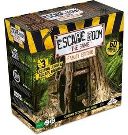 Identity games Escape Room: The Game Family Edition - Jungle