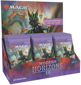Wizards of the Coast Magic The Gathering: Modern Horizon 2 -Set Booster
