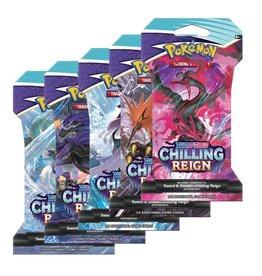 Sleeved Pokemon Chilling Reign Pack