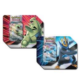 Pokemon Pokemon V Strikers Tin