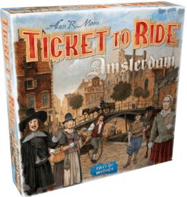 Days of Wonder Ticket to Ride - Express - Amsterdam