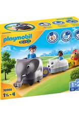 Playmobil 1.2.3. Animal Train