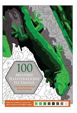 Peter Pauper Press 100 Mystery Illustrations to Unveil