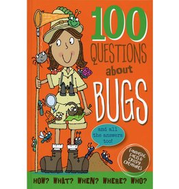 Peter Pauper Press 100 QUESTIONS ABOUT BUGS