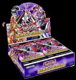 Yu-Gi-Oh! Yu-Gi-Oh! King's Court Booster