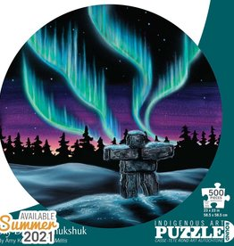 Indigenous Collection by CAP Skydance Inukshuk, 500pc Round