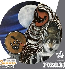 Indigenous Collection by CAP Shape Shifter, 500pc Round