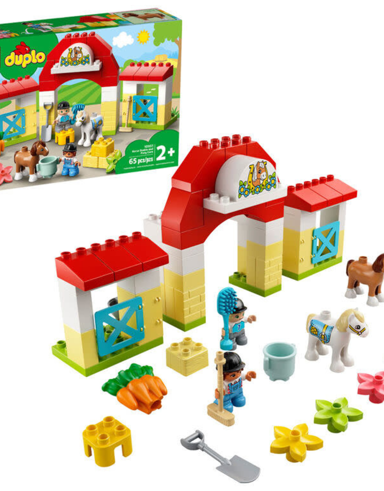 LEGO 10951 Horse Stable and Pony Care
